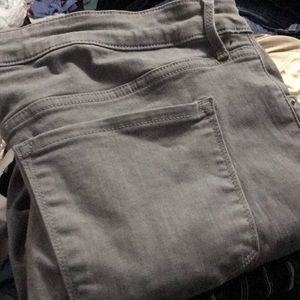 Old Navy Jeans - Gray denim jeans